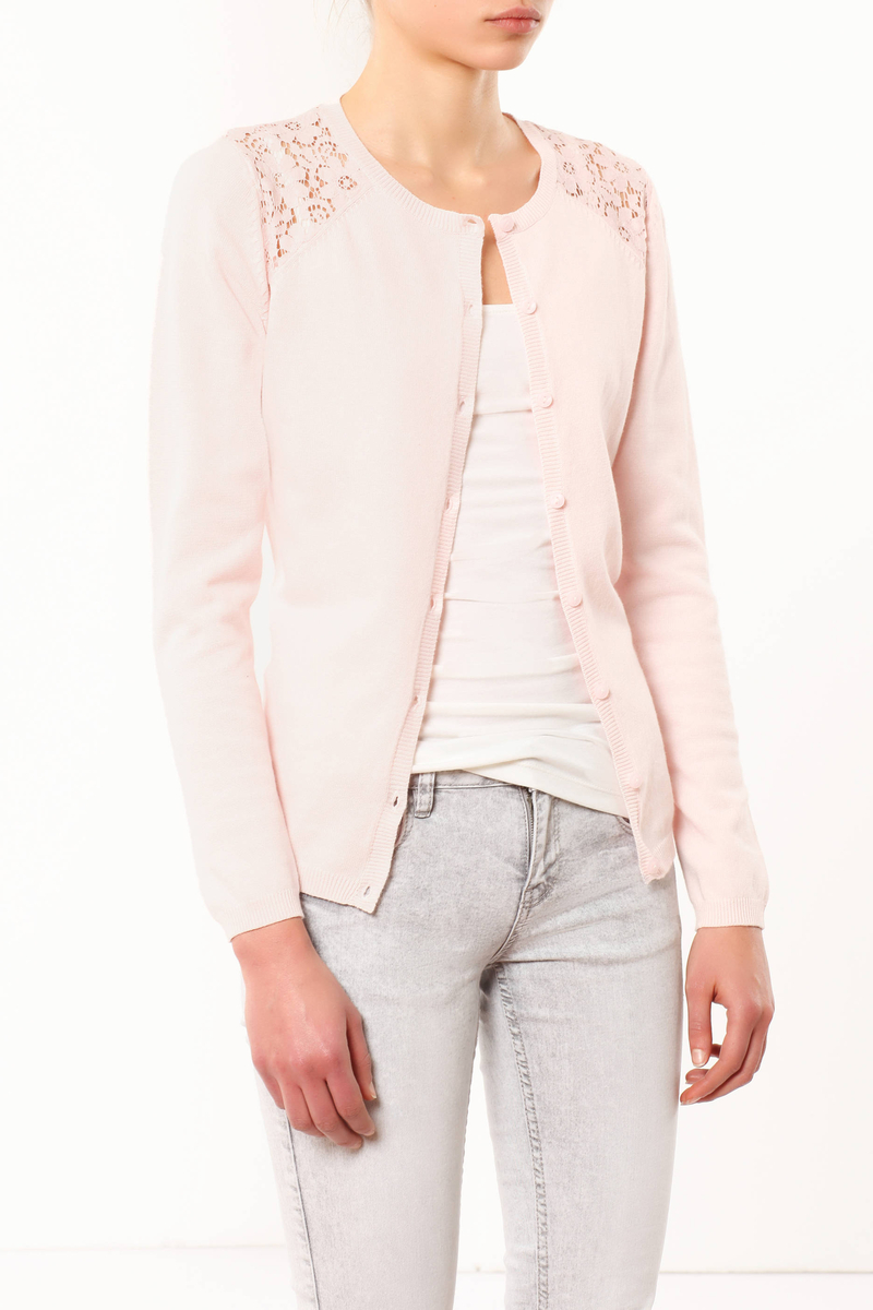 Cardigan tricot image number null