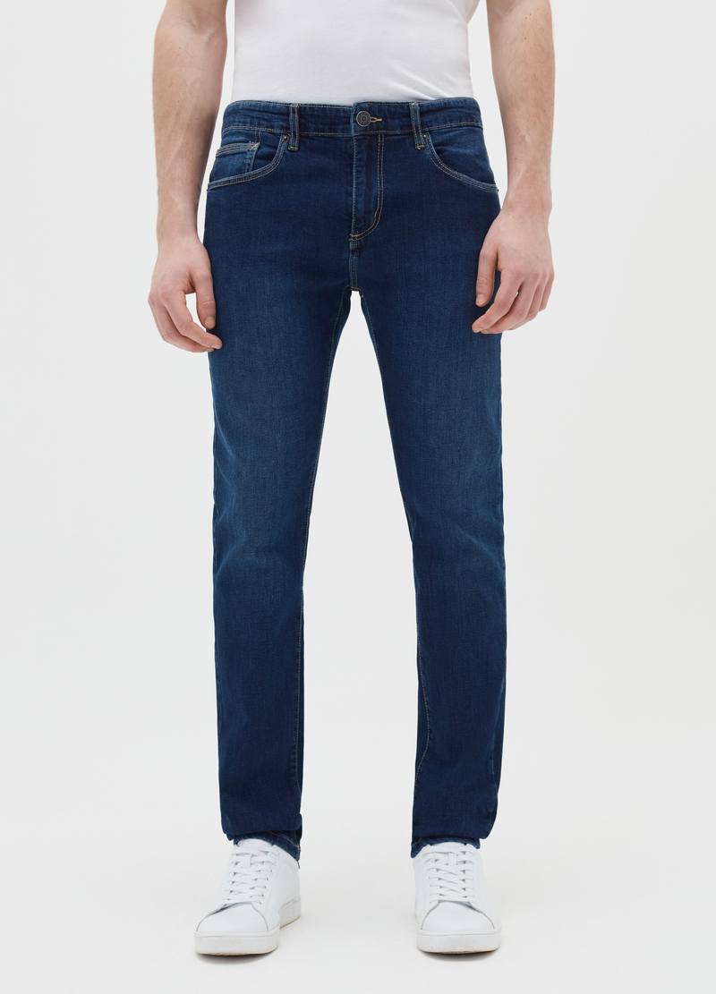 Jeans skinny fit cinque tasche image number null