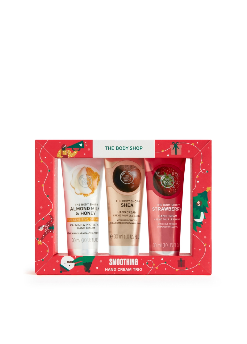 Smoothing Hand Cream Trio image number null