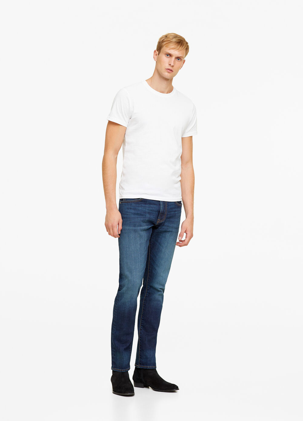 Jeans slim selvedge collection