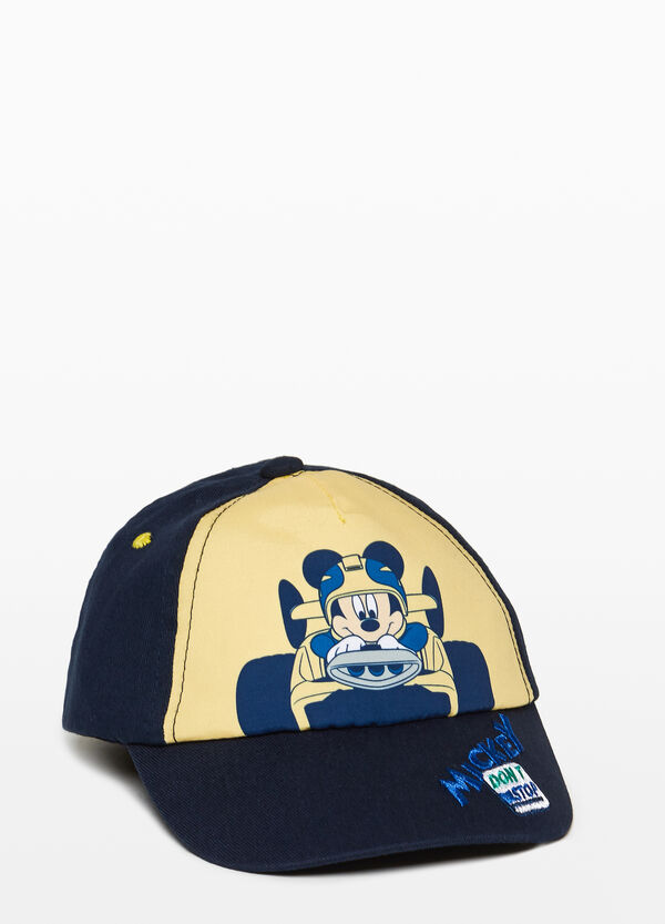 Mickey Mouse baseball cap