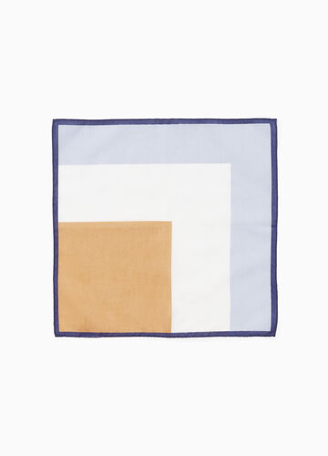 Rumford 100% linen pocket handkerchief