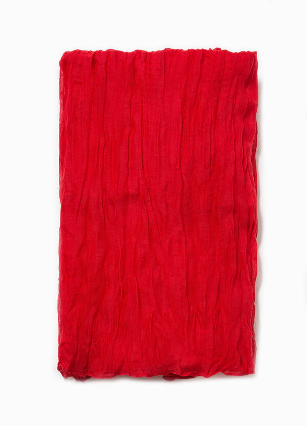 Solid colour scarf | OVS