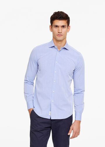 Rumford solid colour shirt