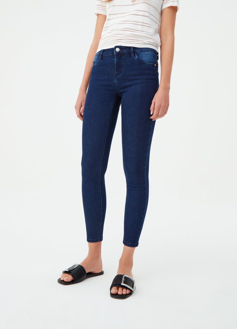 Jeans body-shaping push up image number null