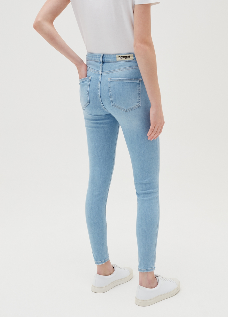 Super-skinny stretch jeans image number null