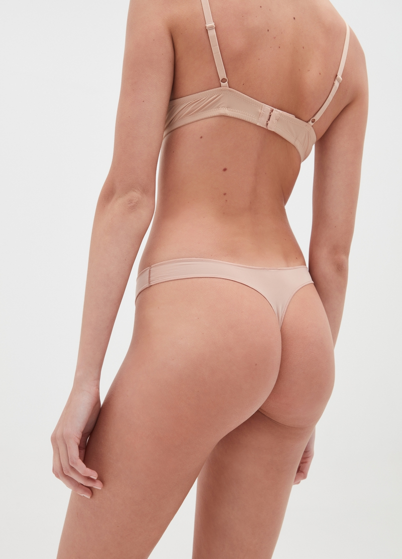 Microfibre thong image number null