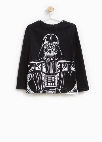 T-shirt in cotone stampa Star Wars
