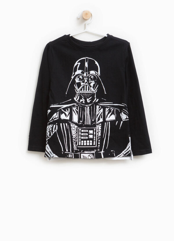 T-shirt in cotone stampa Star Wars | OVS