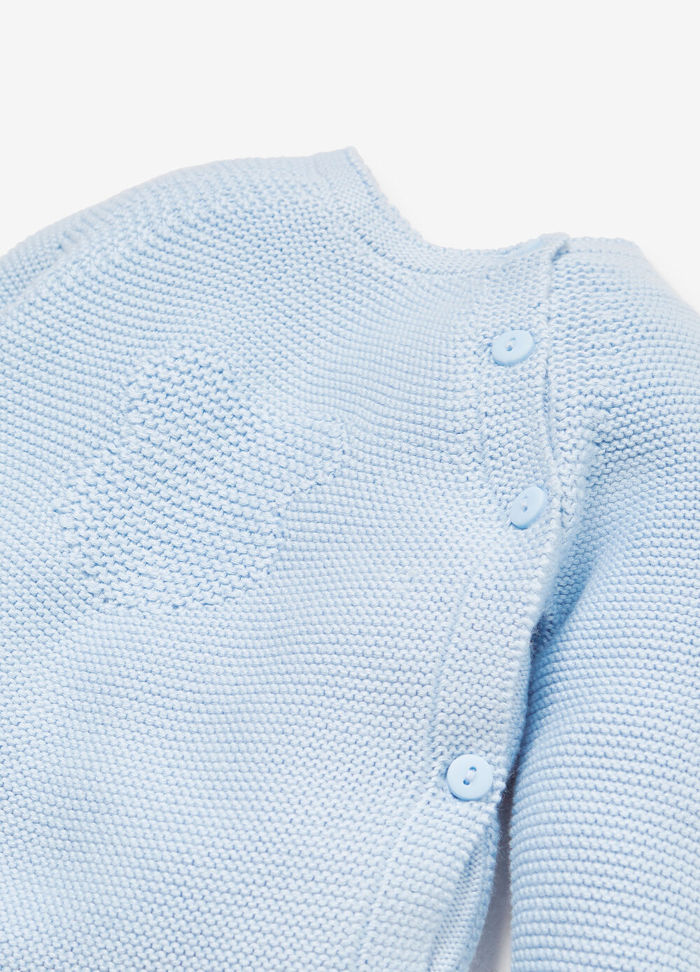 BCI cotton and viscose pullover