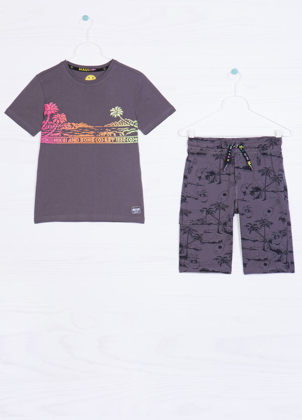 Shorts outfit by Maui and Sons | OVS