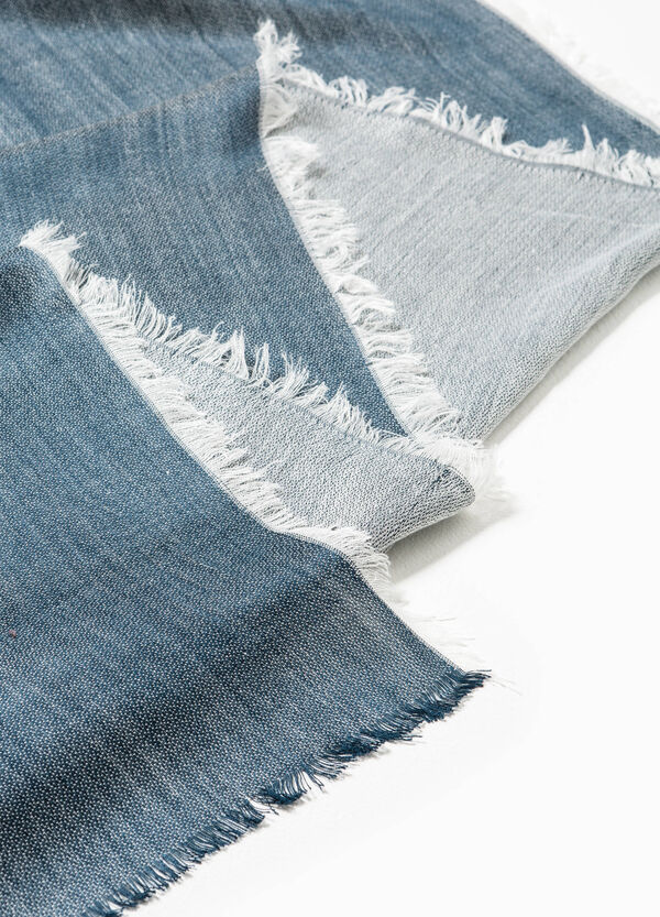 Scarf with micro pattern | OVS