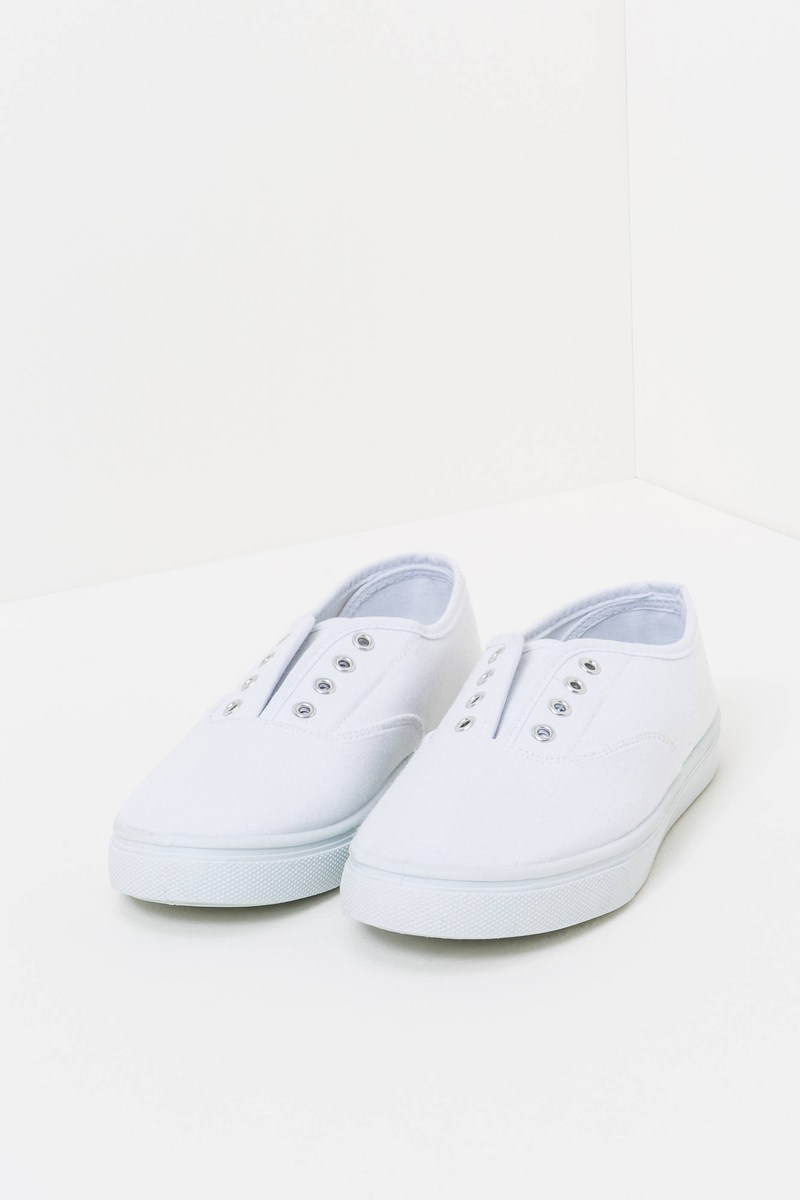 Slip-on con suola a contrasto image number null