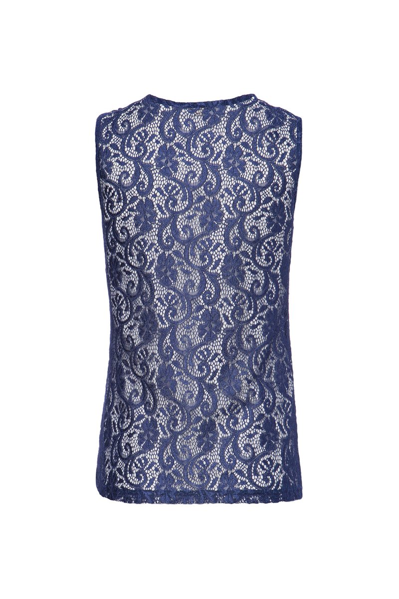 Smart Basic lace top image number null