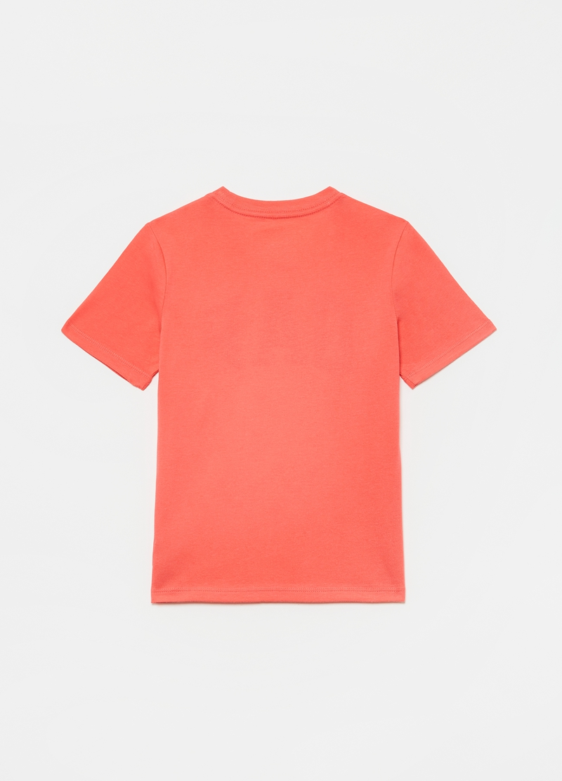 GAP T-shirt in cotone con stampa logo image number null