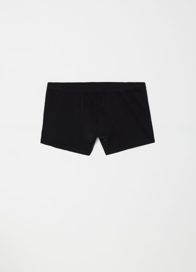 100% cotton boxers with elastic waist band