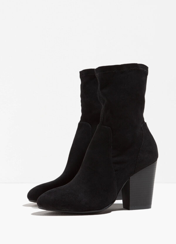 Ankle boots with chunky heel | OVS