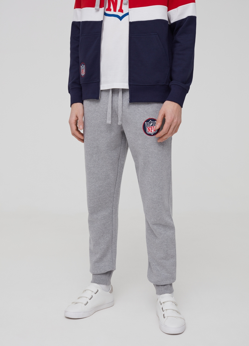 Joggers with NFL print image number null