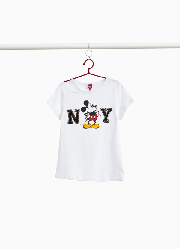 Mickey Mouse 100% cotton T-shirt