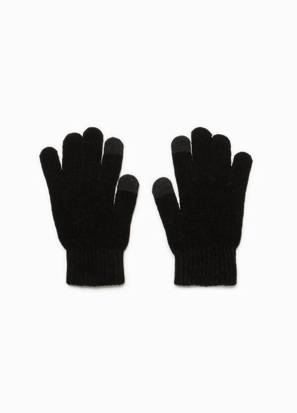 Solid colour gloves | OVS