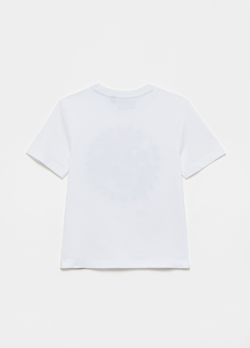 T-shirt in cotone stampa Maui and Sons image number null