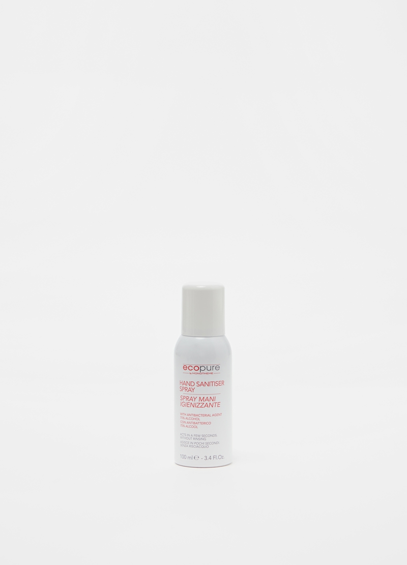 Spray igienizzante mani 100ml image number null