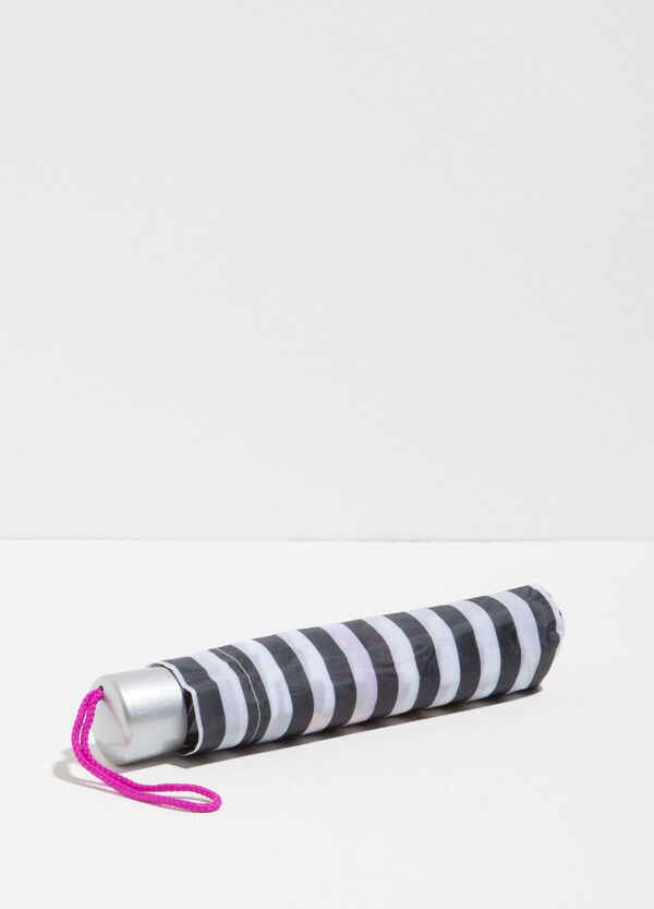 Patterned umbrella with print | OVS