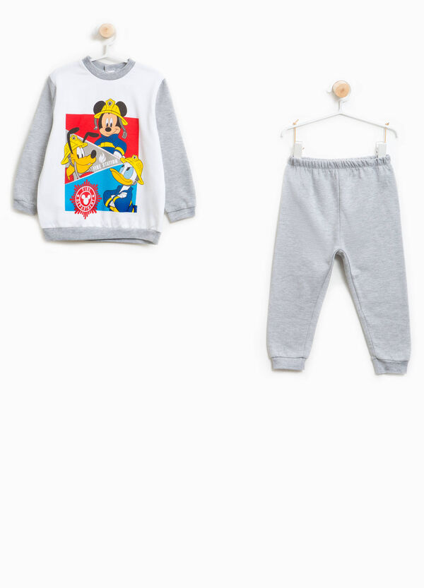 Mickey Mouse pyjamas in 100% cotton | OVS