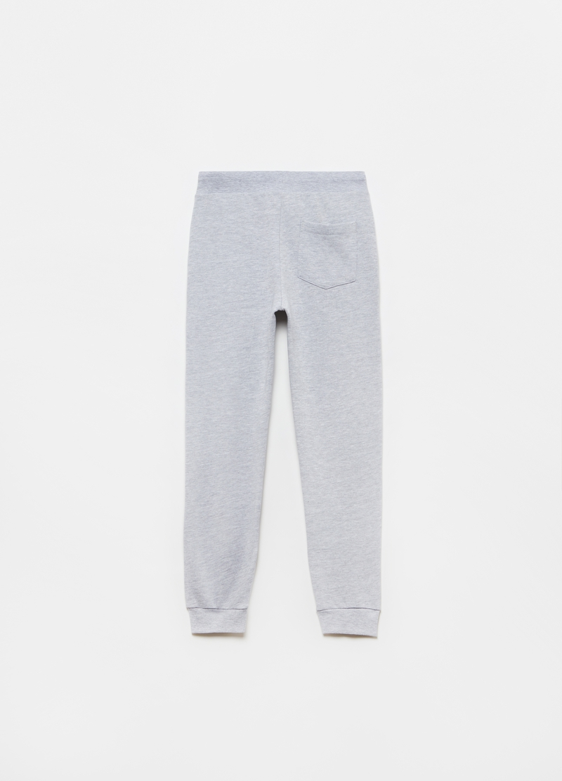 Cotton and viscose PlayStation joggers image number null