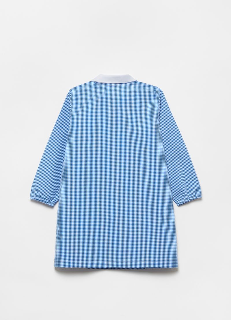 Disney Mickey Mouse check smock image number null