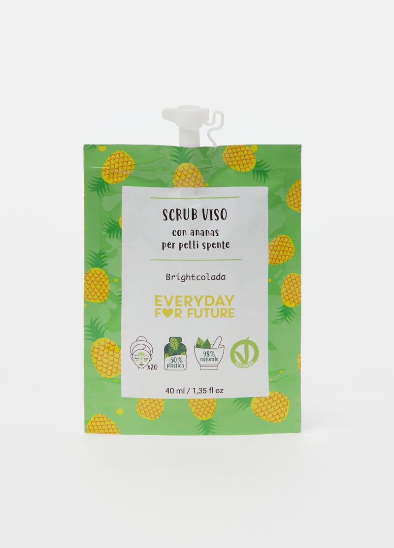 Pineapple face scrub image number null