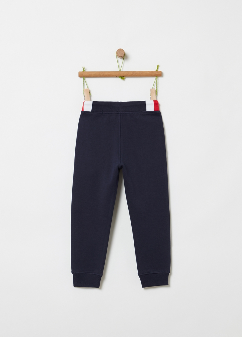 Pantaloni jogger in French Terry image number null