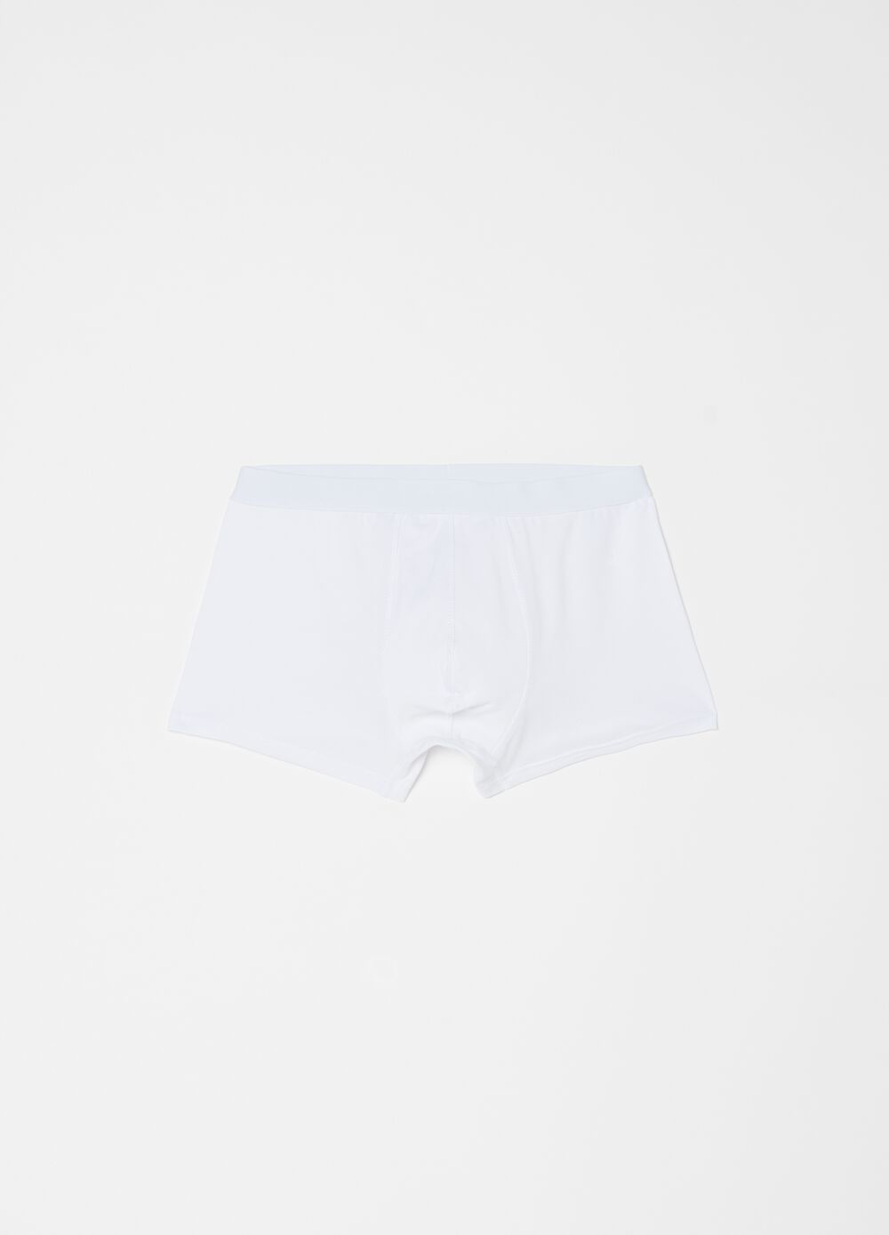 Five-pack boxer shorts with external elastic