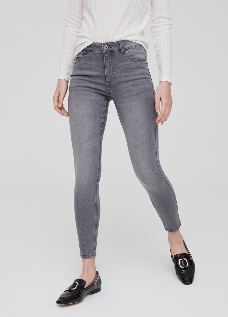 Jeans super skinny stretch image number null