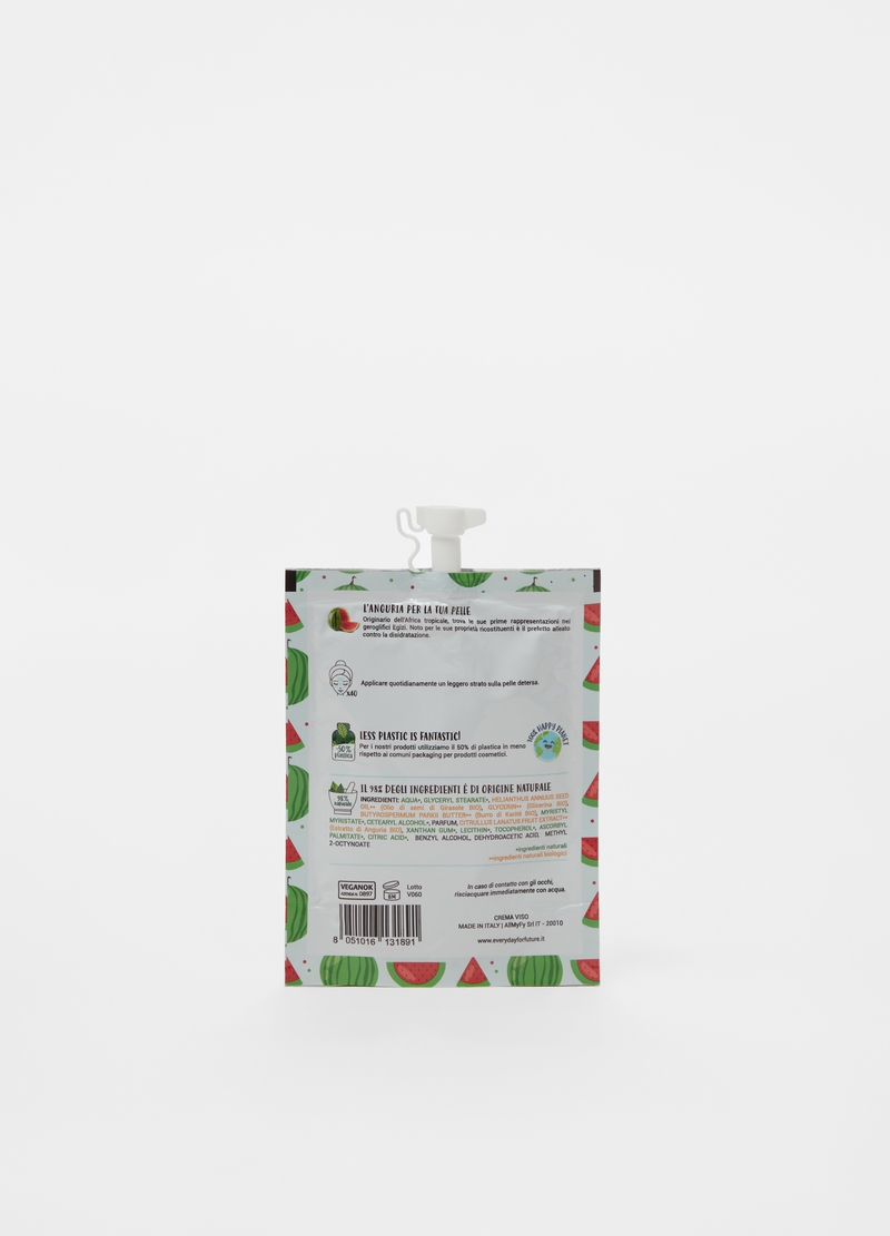 Watermelon face cream image number null