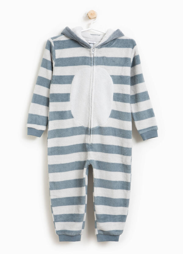 Striped sleepsuit | OVS