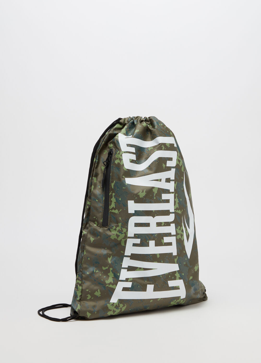Everlast bag with drawstring closure