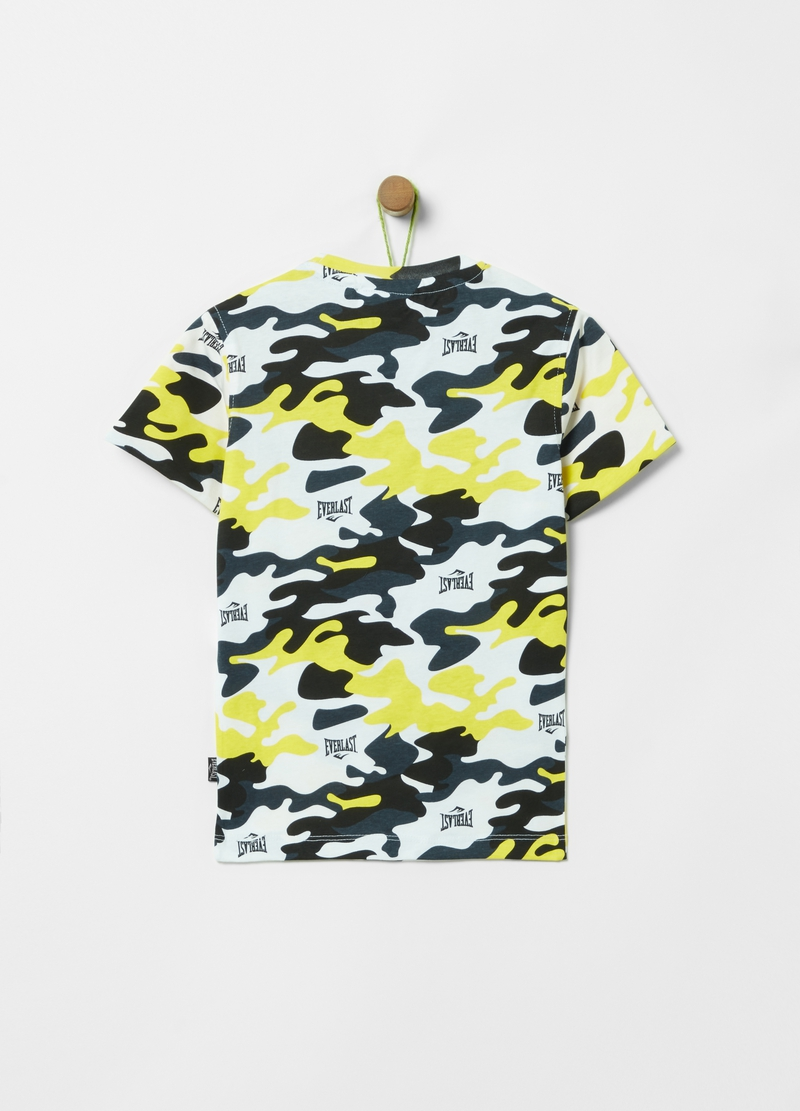Everlast camouflage T-shirt image number null