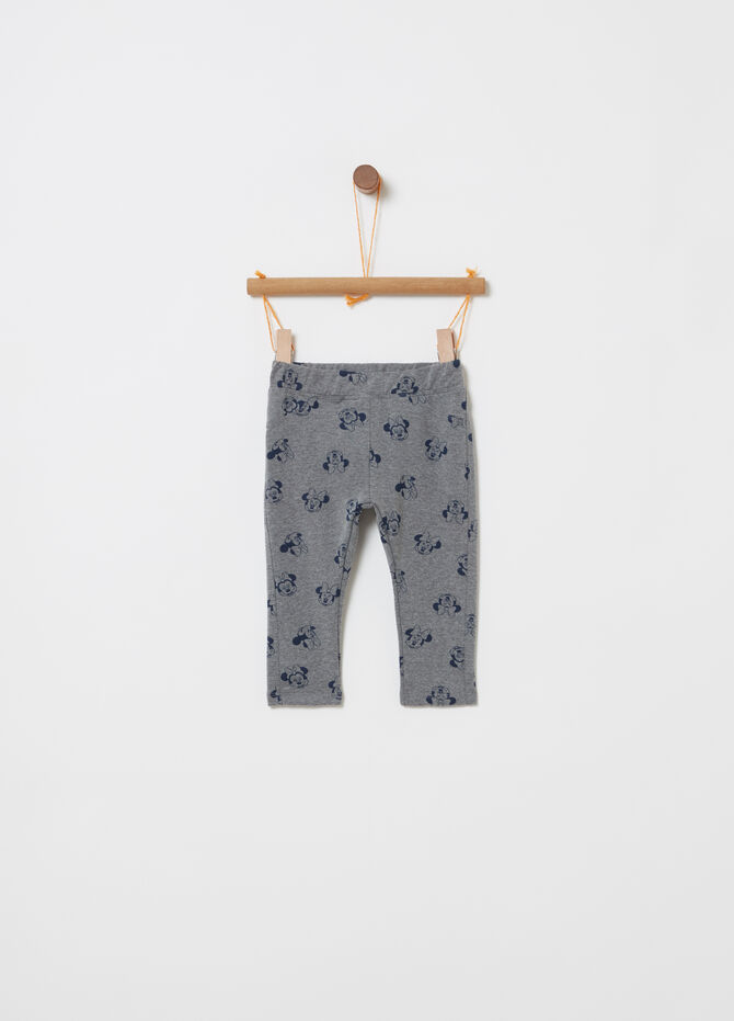 Jeggings stampa all-over Disney Baby