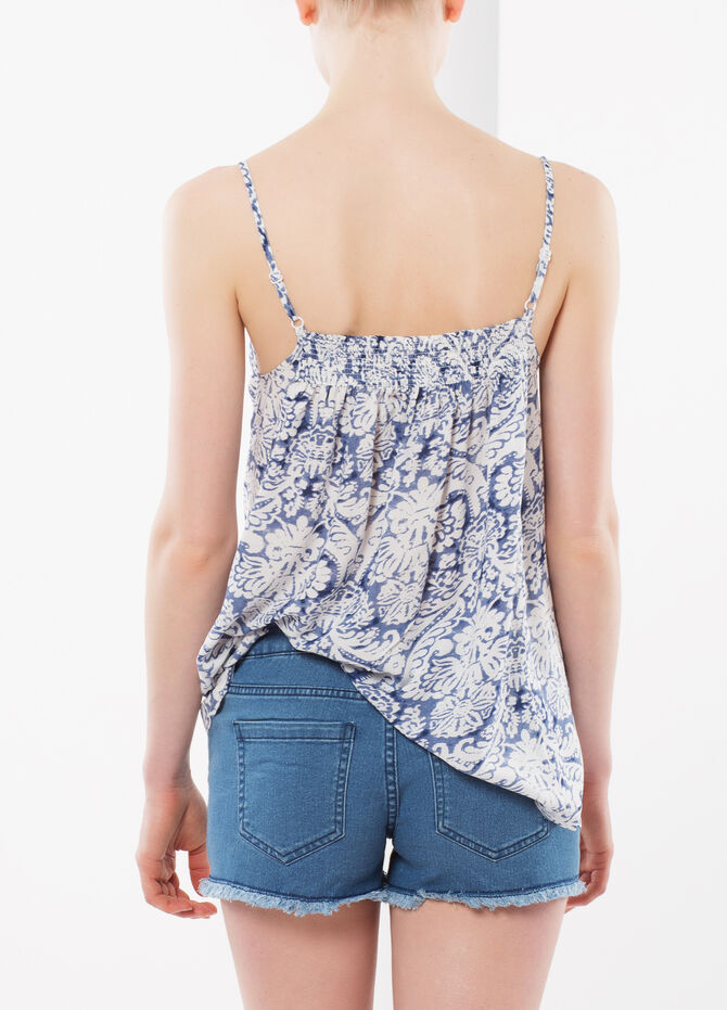 Light flared top