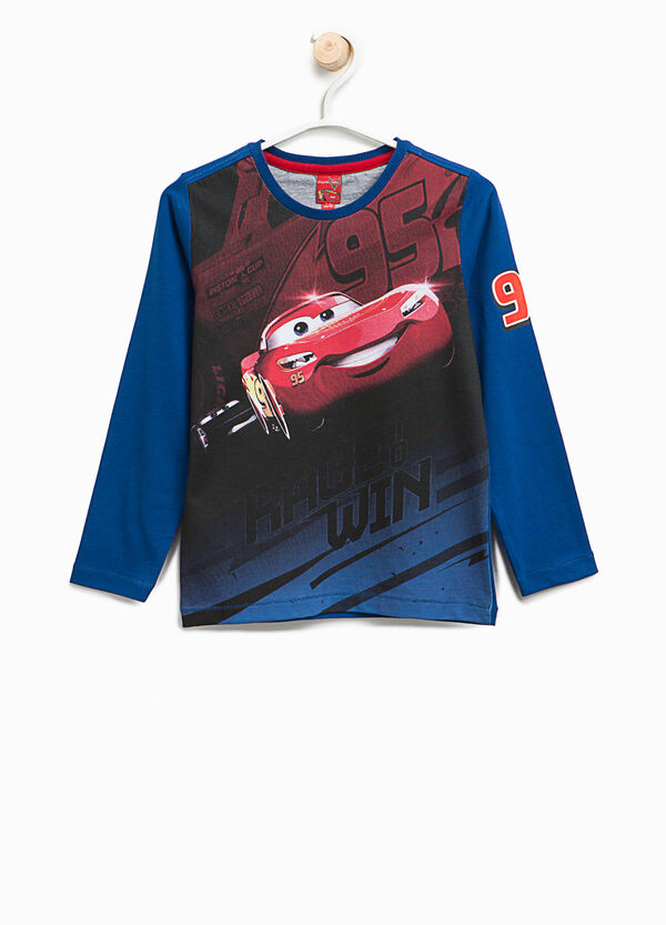 T-shirt con maxi stampa Cars | OVS