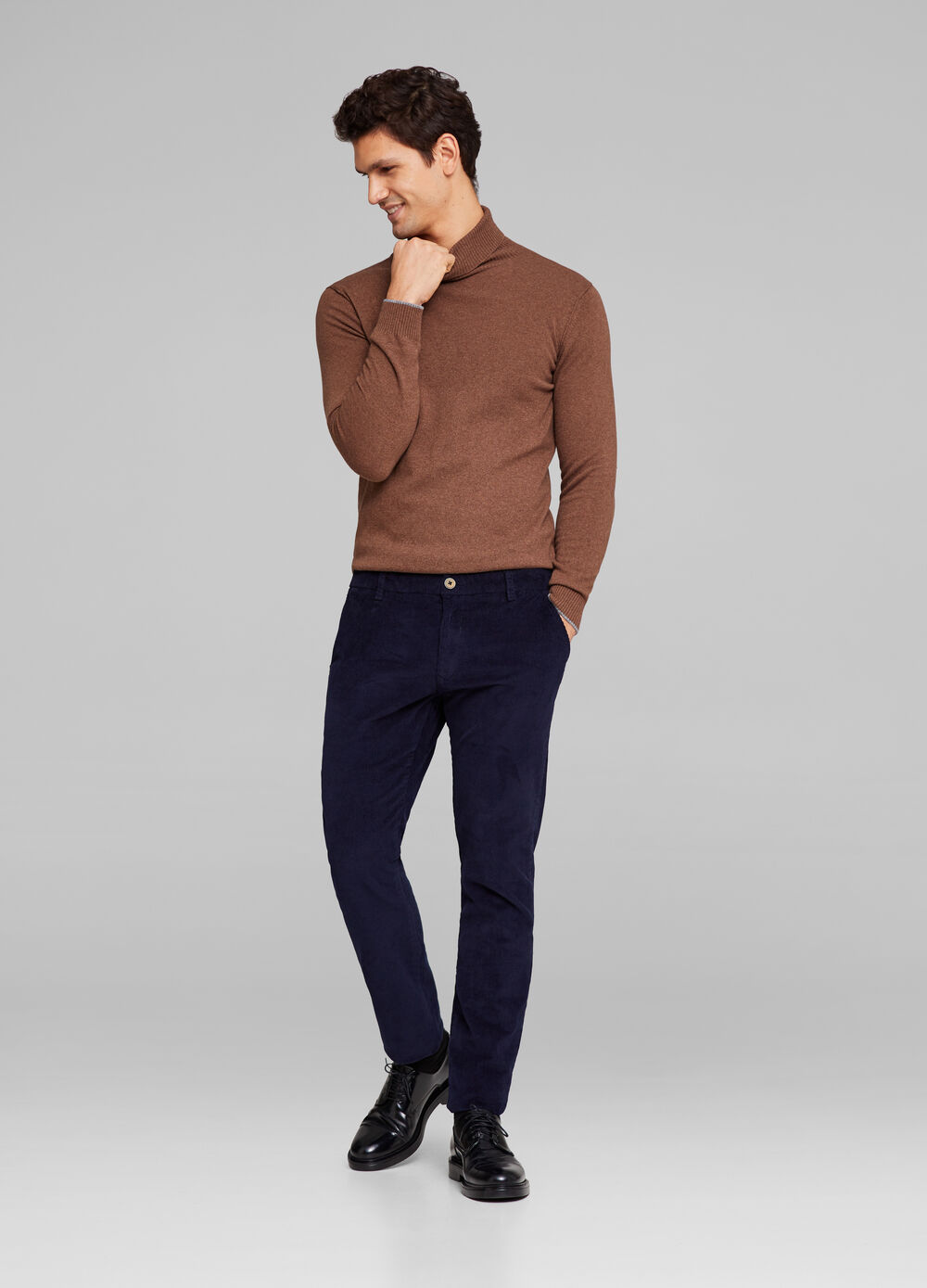 Pantaloni chino premium stretch