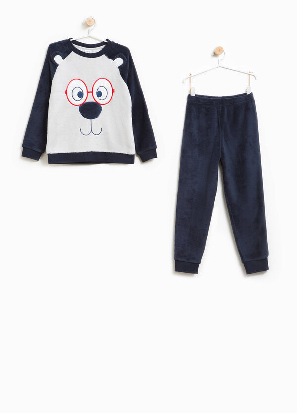 Pyjamas with ears and embroidery | OVS