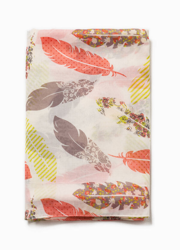 Feathers scarf | OVS
