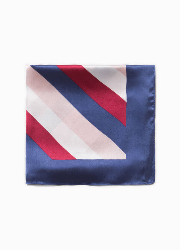 Foulard scarf in striped pattern | OVS