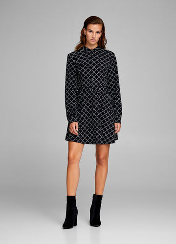 K+K for OVS shirt dress