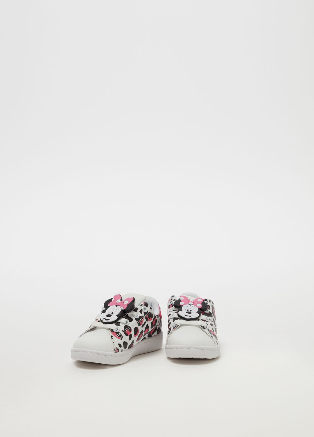 Sneakers Minnie fantasia animalier