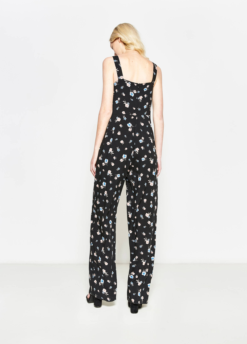 Floral playsuit image number null