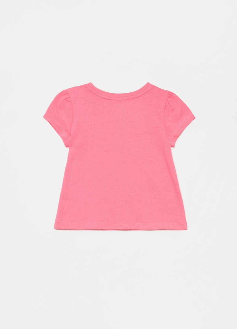 GAP T-shirt with glitter logo image number null