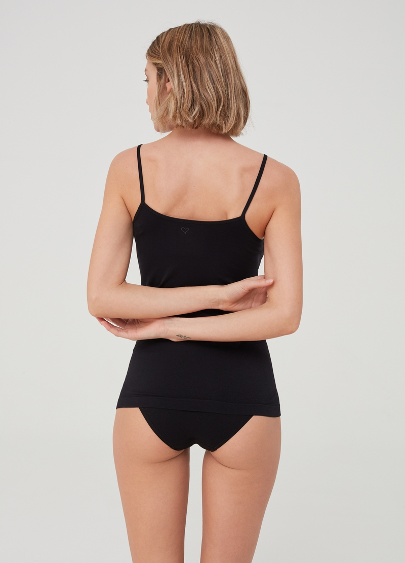 Top intimo stretch image number null